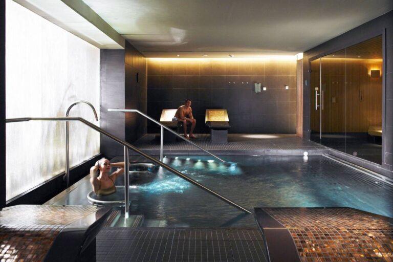Gleneagles Hotel : avis sur le spa