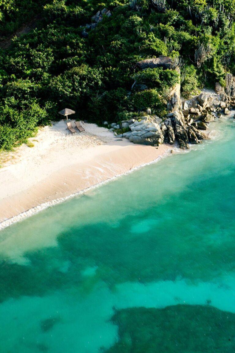 Peter Island Resort and Spa (Îles Vierges britanniques) : avis sur le spa