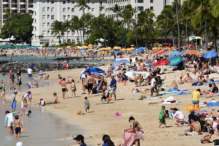 Infections au COVID-19 à Hawaï : un record après l'autre