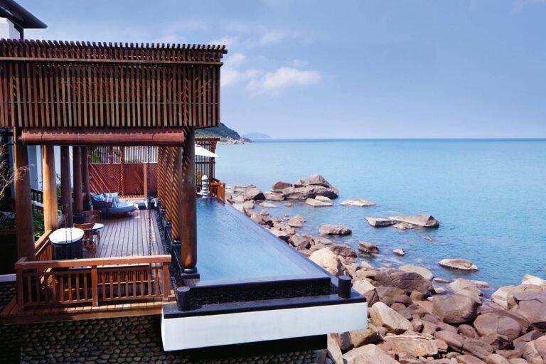 InterContinental Danang Sun Peninsula Resort, Vietnam : avis sur le spa