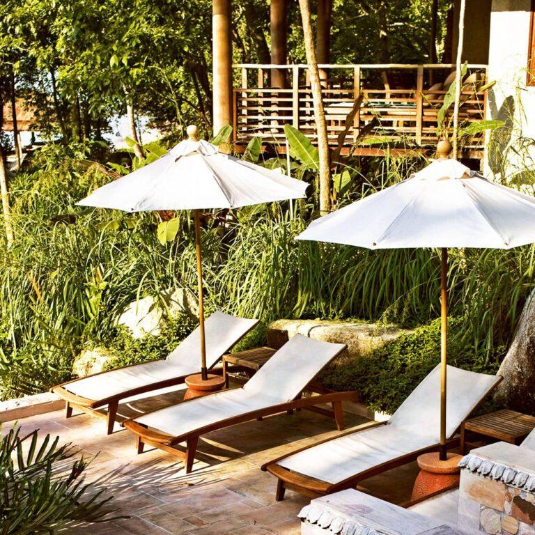 Kamalaya, Koh Samui : avis sur le spa