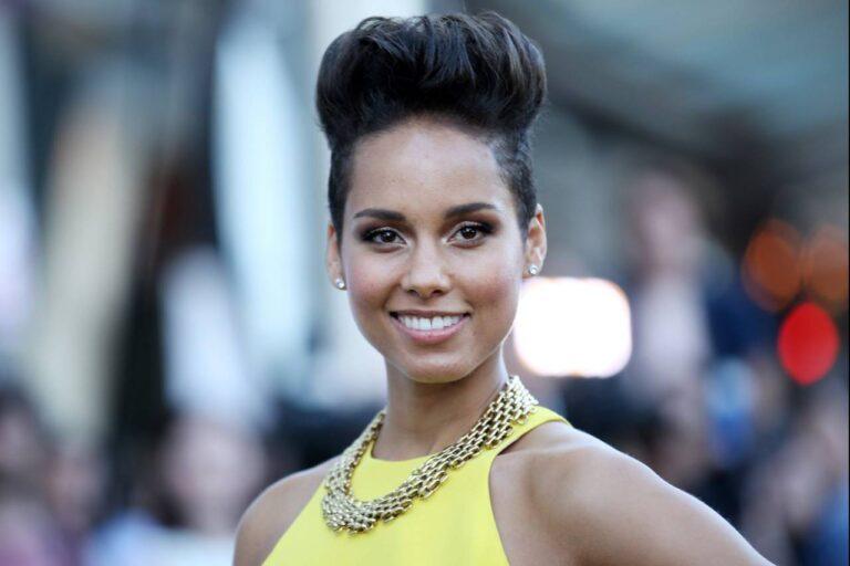 Kit beauté : Alicia Keys en voyage