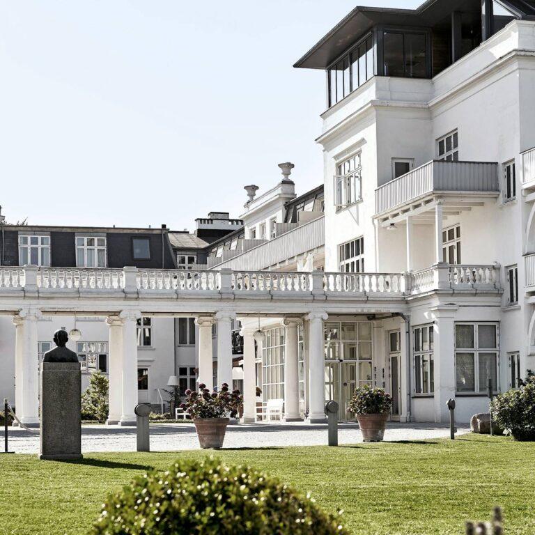 Kurhotel Skodsborg, Danemark : avis sur le spa