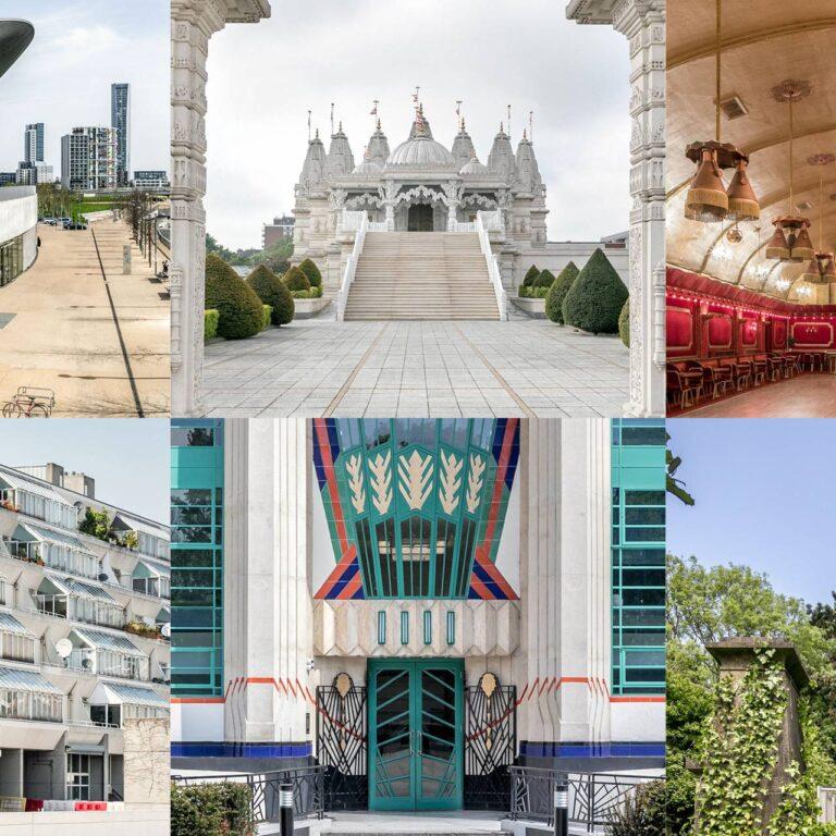 La meilleure architecture de Londres