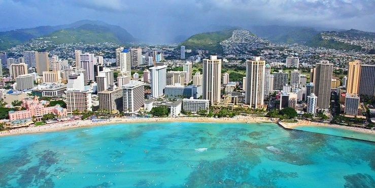 Le chiffre d'affaires des hôtels à Hawaï en forte hausse en juin 2021