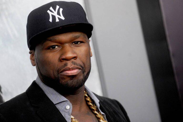 Le tour du monde avec 50 Cent