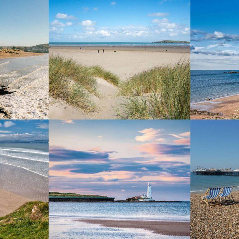 10 plages du Royaume-Uni pour les handicapés et PMR