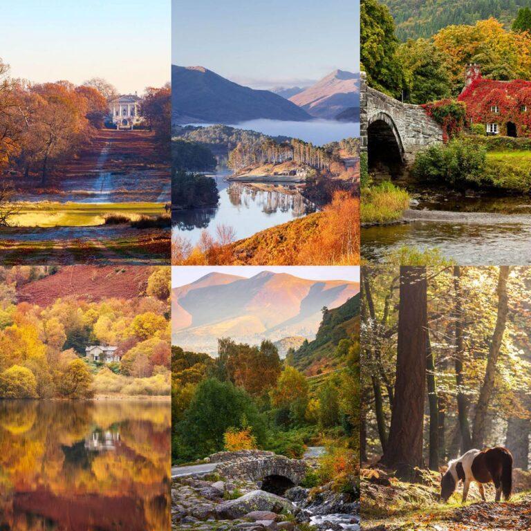 Les meilleurs endroits pour voir les feuilles d'automne au Royaume-Uni