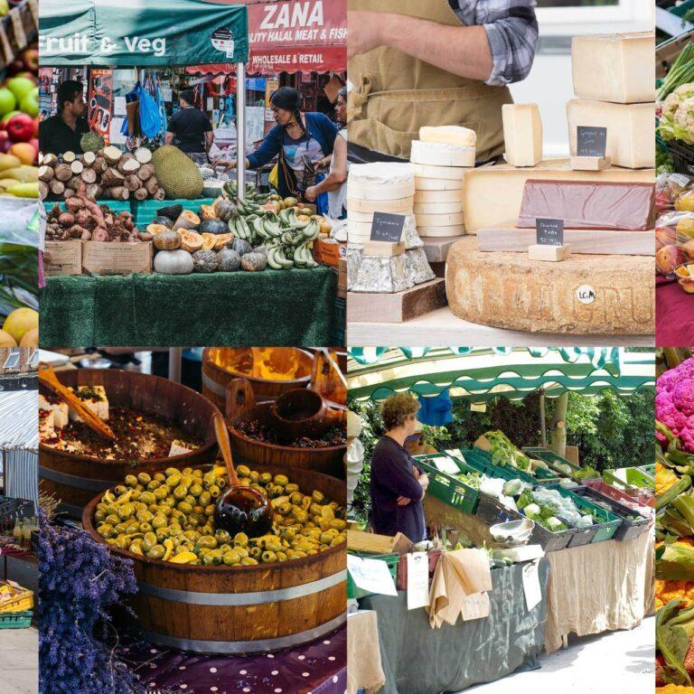 Les meilleurs marchés fermiers de Londres