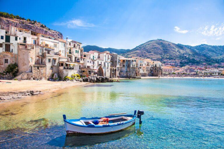 Les plages de Sicile après une journée de visites culturelles