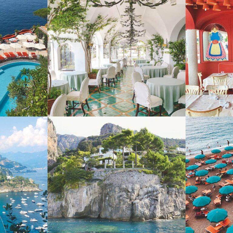 Les plus belles villes de la côte amalfitaine à visiter