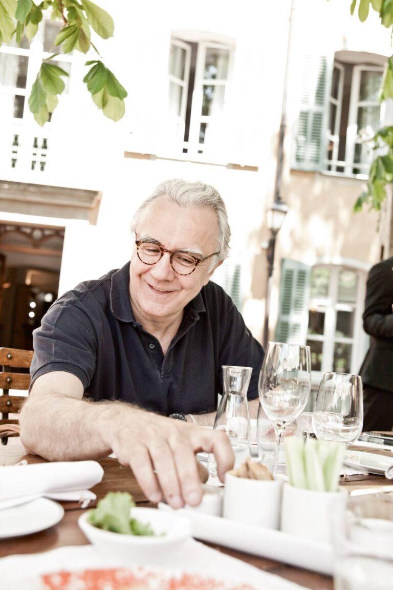 Les restaurants préférés d'Alain Ducasse dans le monde