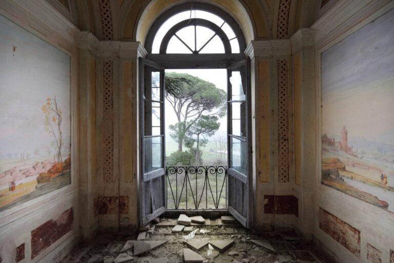 Lieux abandonnés en Italie