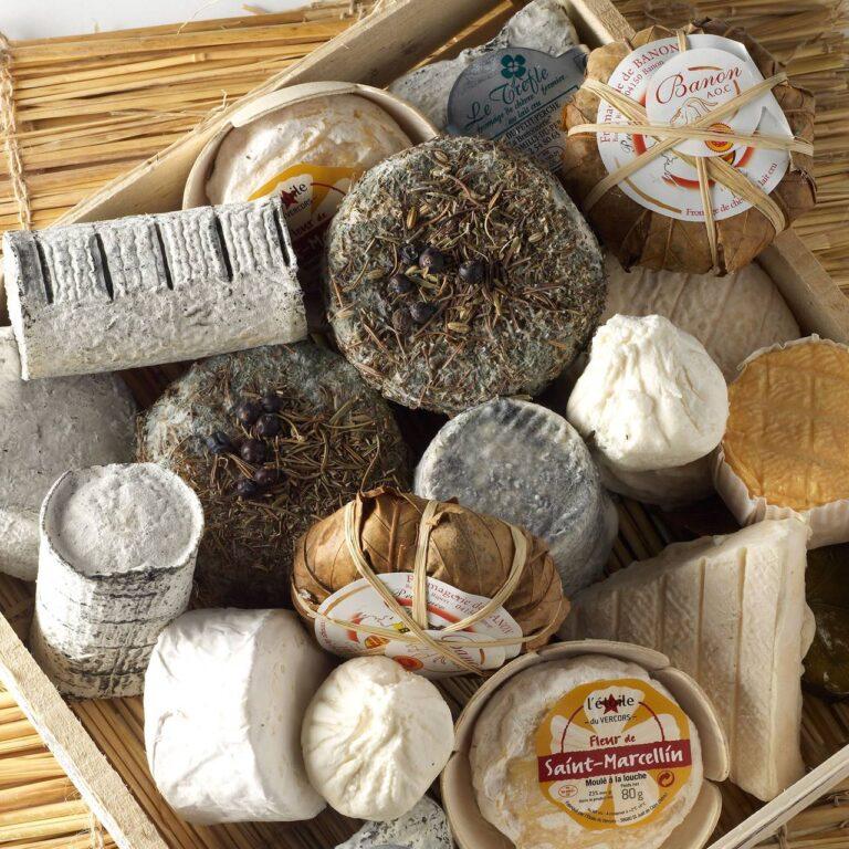 Où trouver le meilleur fromage de Grande-Bretagne