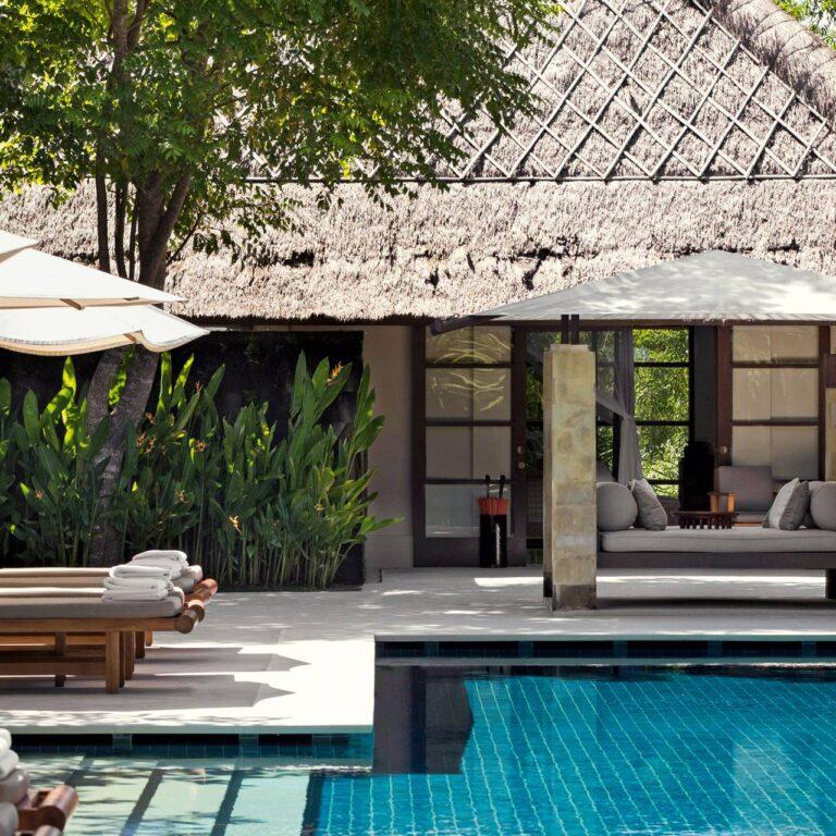 Revivo wellness resort, Bali : avis sur le spa