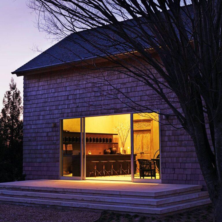 Shou Sugi Ban House, Long Island : le premier véritable spa des Hamptons