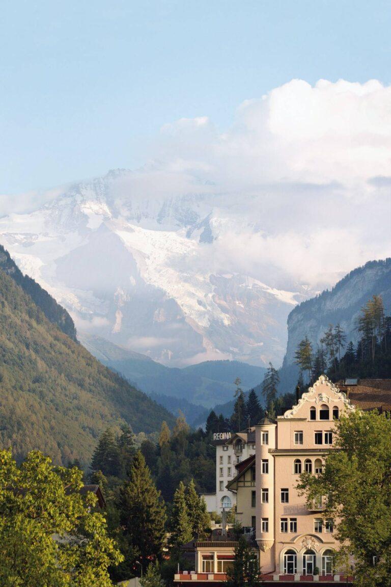 Spa Nescens au Victoria-Jungfrau Grand Hotel, Suisse : avis sur le spa