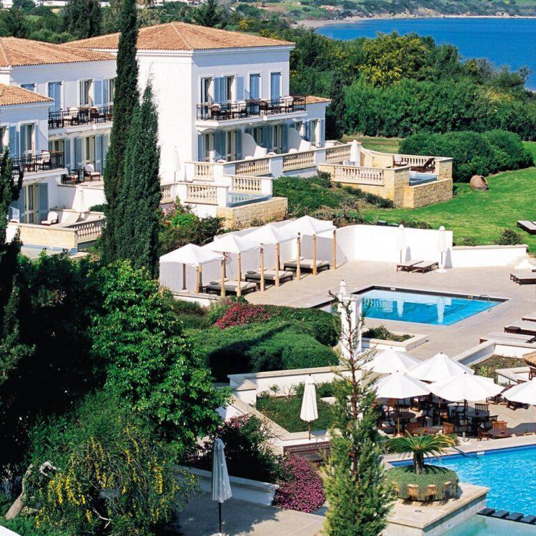 Thalassa Spa à Anassa, Chypre : avis sur le spa