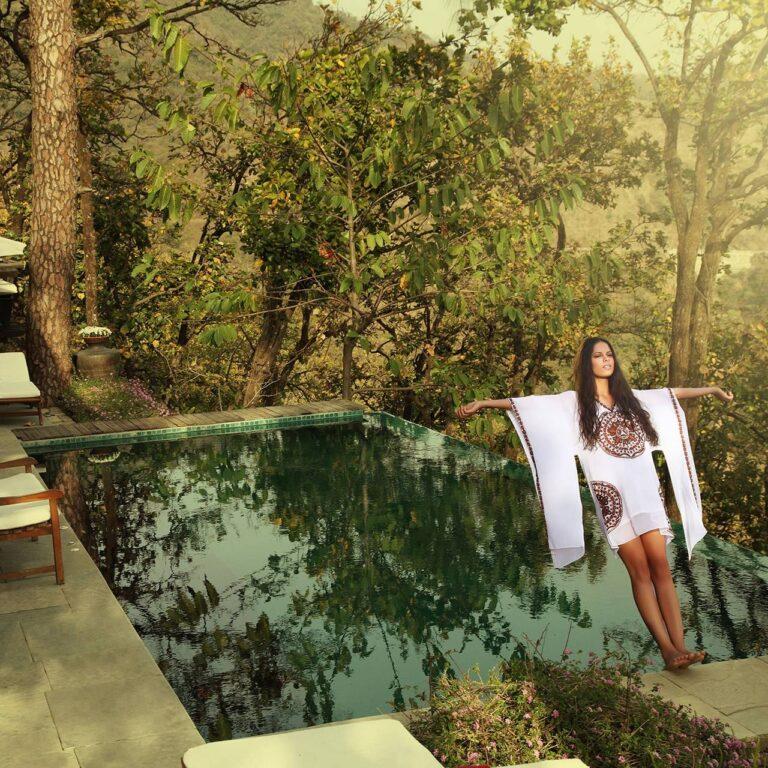 Ananda Spa : le paradis dans l'Himalaya