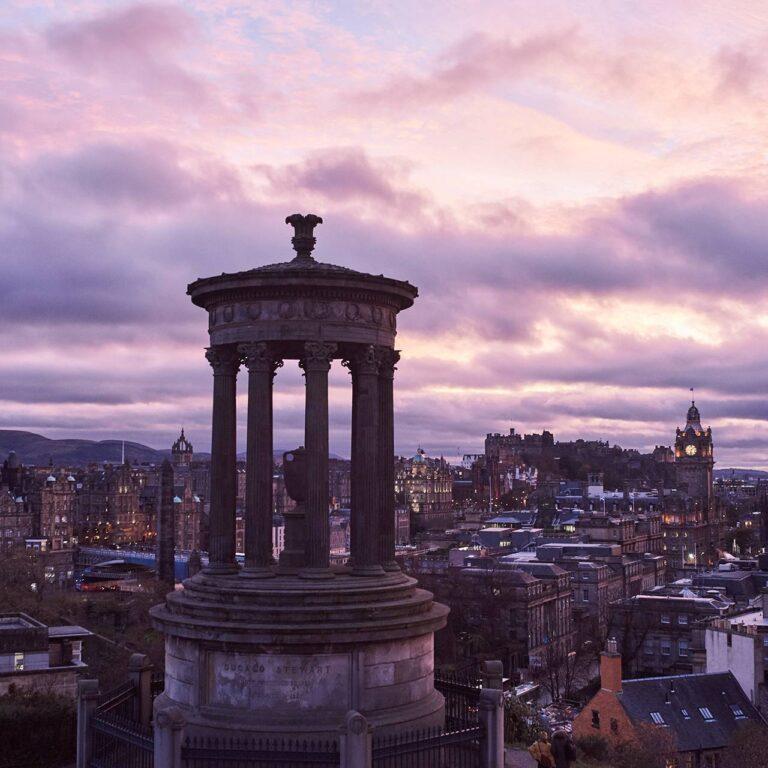 Un week-end à Edimbourg