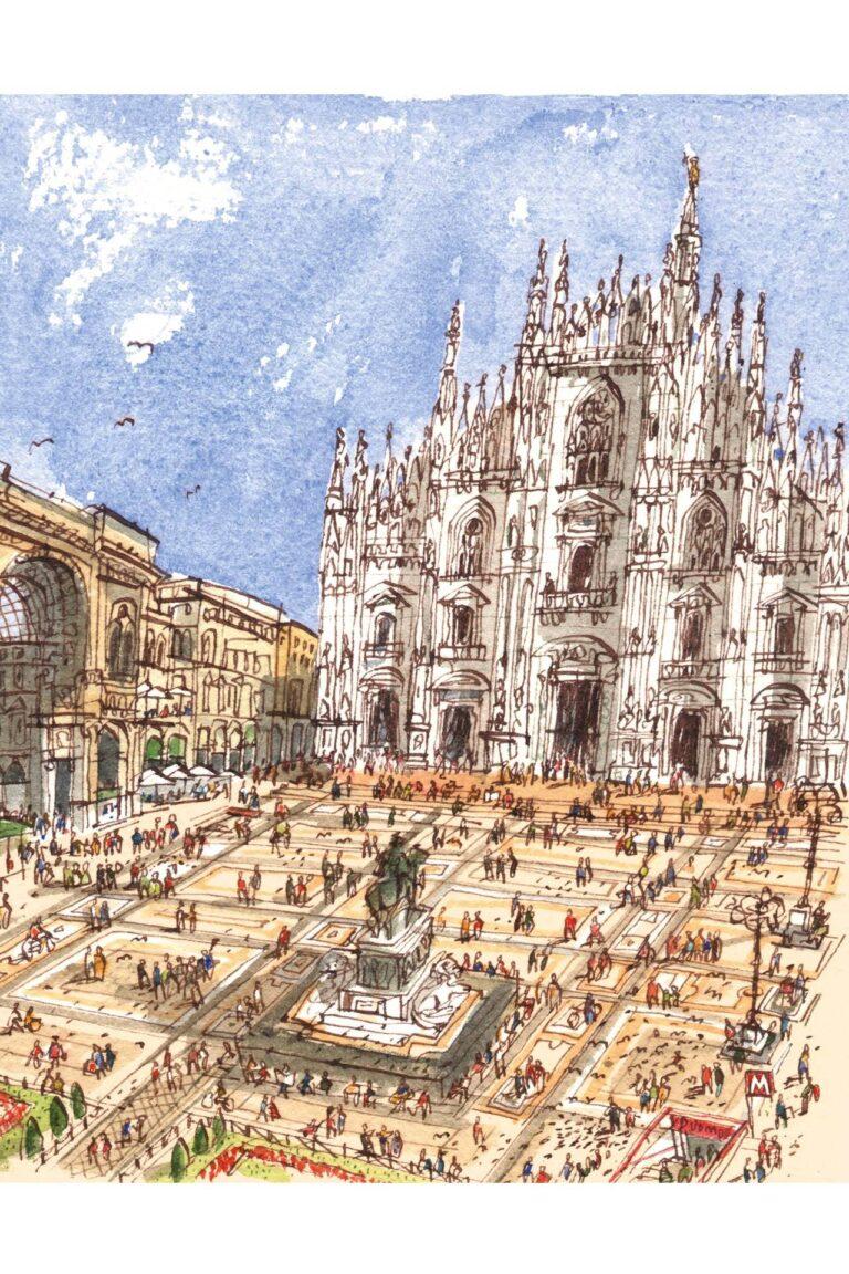 Une lettre de Milan