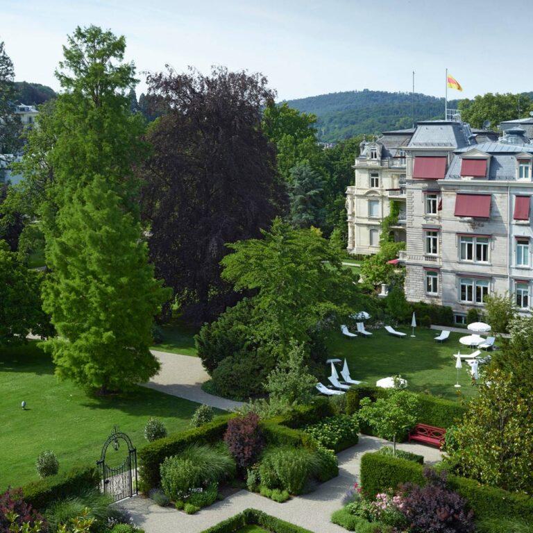 Villa Stéphanie au Brenners Park-Hotel, Allemagne : avis sur le spa