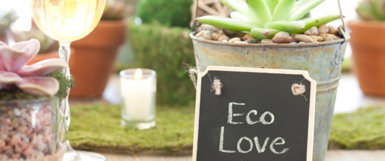 35 idées pour un mariage original et écolo