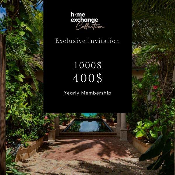 Échange de maison nouvelle collection de luxe à 1000 $