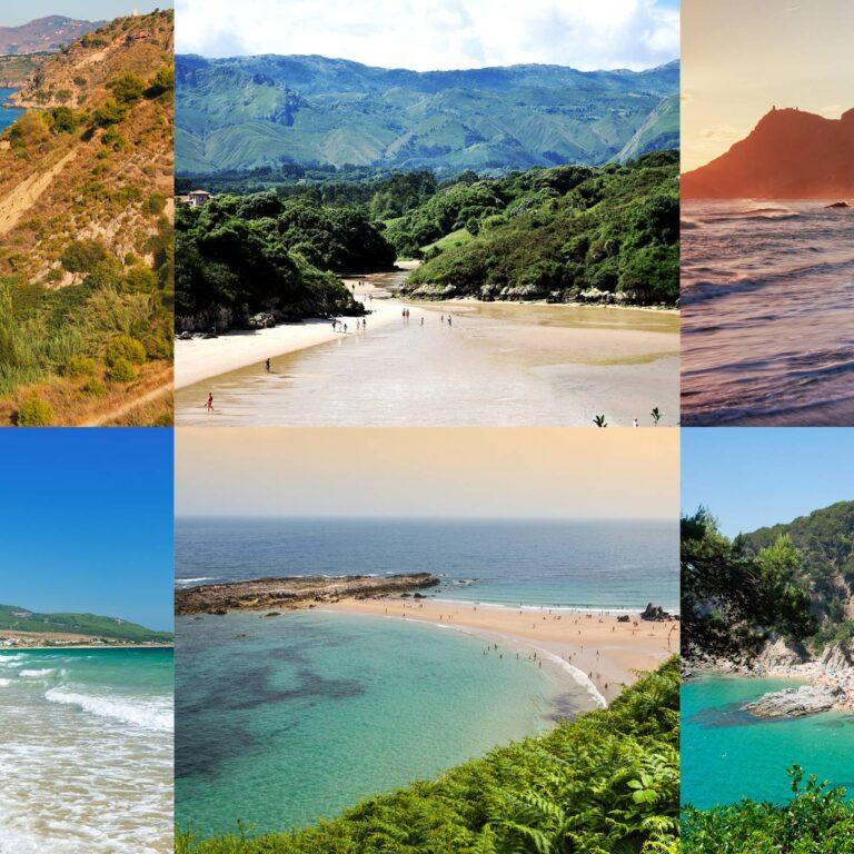 12 des plus belles plages d'Espagne