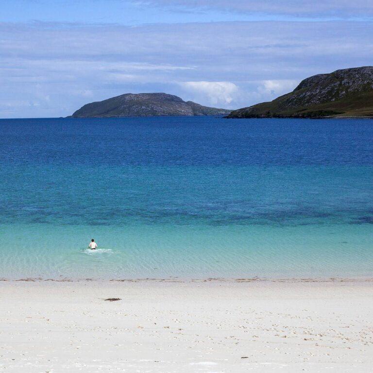 13 plages secrètes en Ecosse