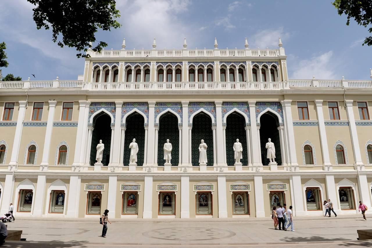 Musée d'art d'État d'Azerbaïdjan, Bakou