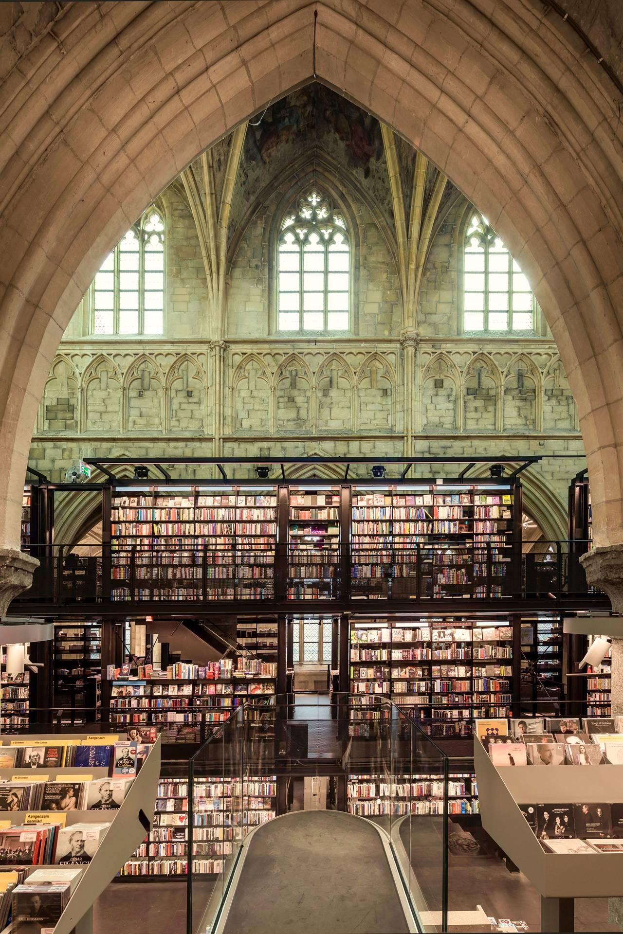 Boekhandel Dominicanen, Maastricht, Pays-Bas