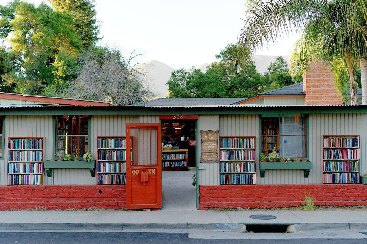Bart's Books, Ojai, Californie, États-Unis