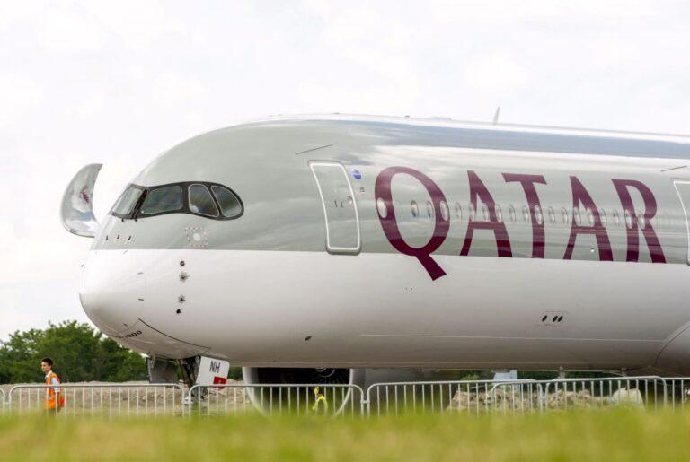 Qatar Airways aménage le quart de sa flotte d'Airbus A350