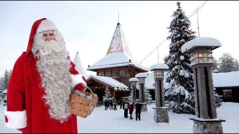 Air France croit au Père Noël pour moins de 400$