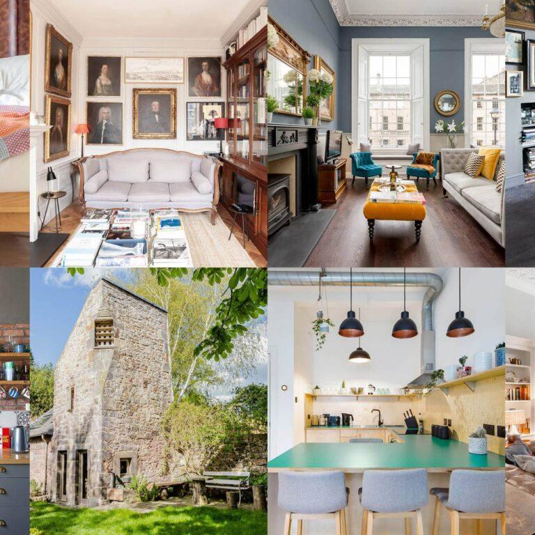 Airbnbs à Edimbourg : 10 séjours dont on a hâte de profiter