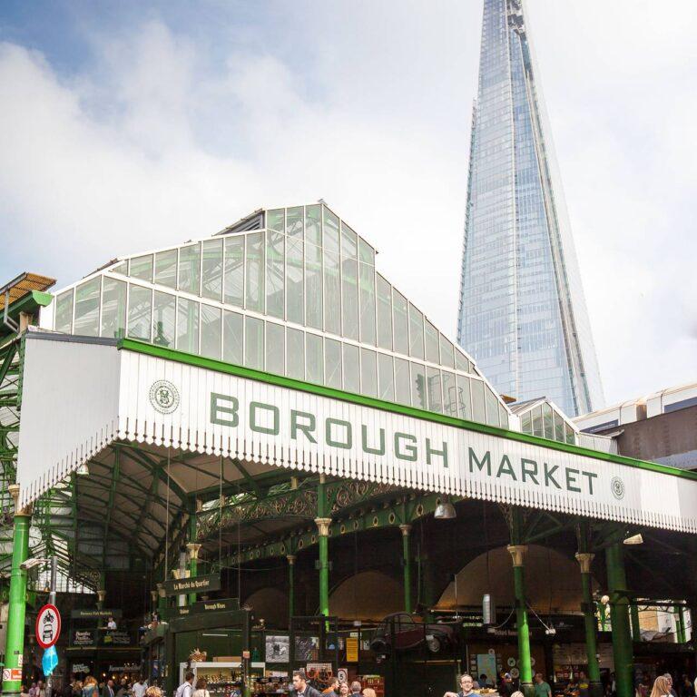 Borough Market : Le guide ultime