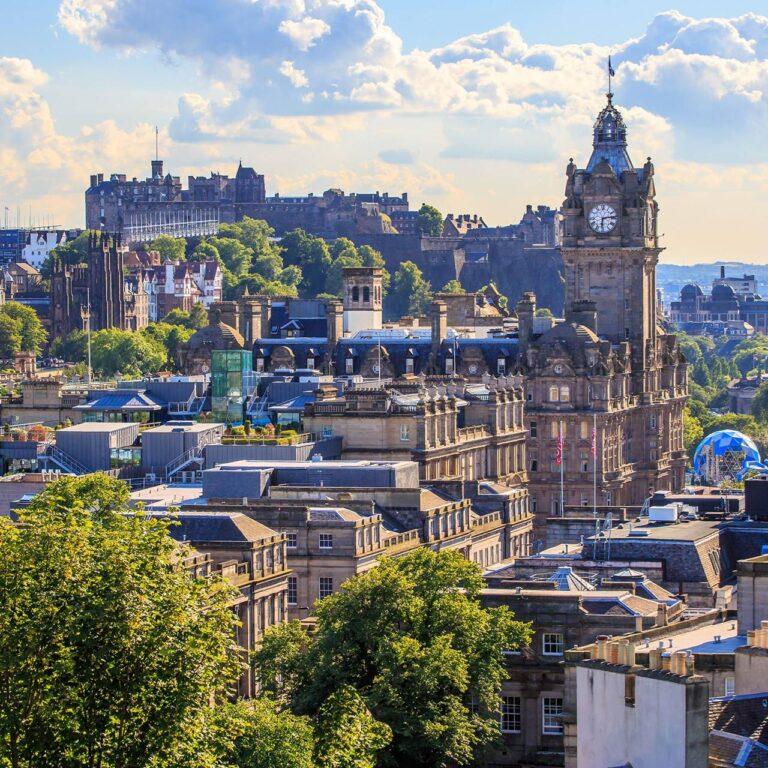 Guide de voyage à Edimbourg
