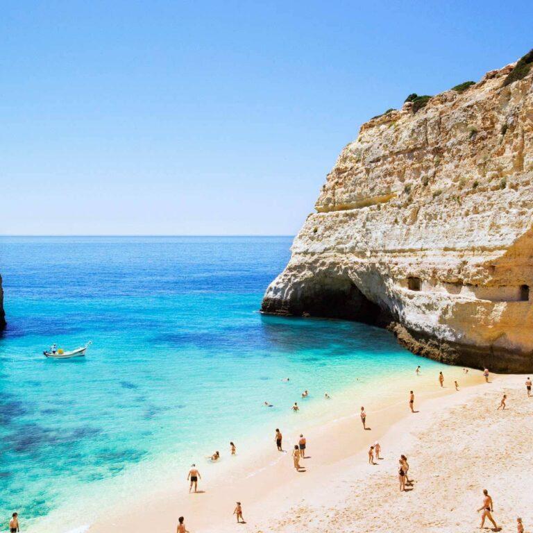 Guide de voyage en Algarve