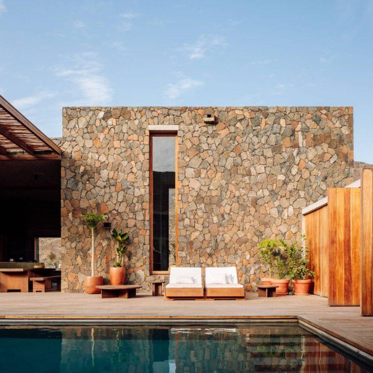 Hôtel Barefoot Luxury, Cabo Verde : une merveille architecturale au Cap Vert