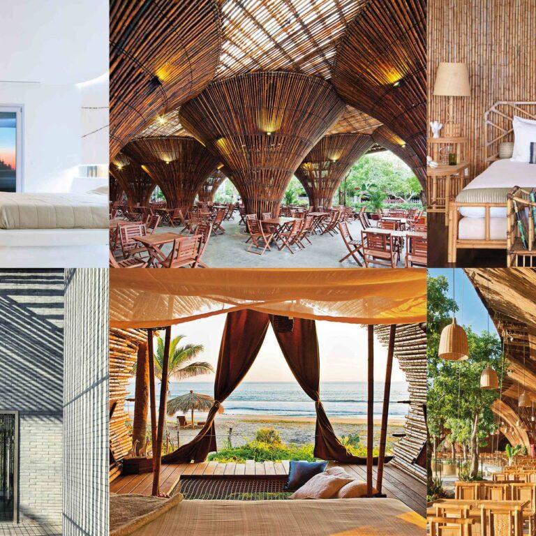 Inspiration d'intérieurs en bambou du monde entier