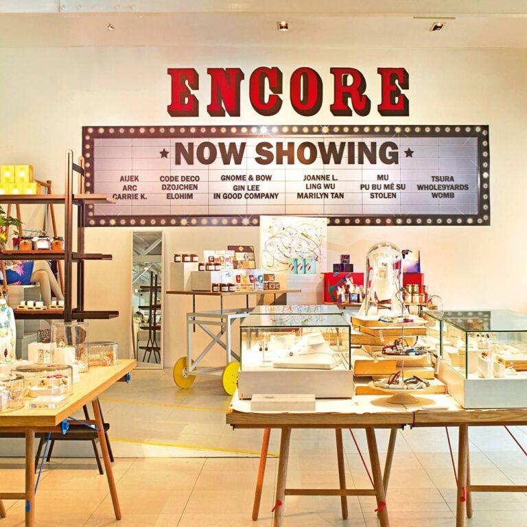 Le meilleur shopping à Singapour