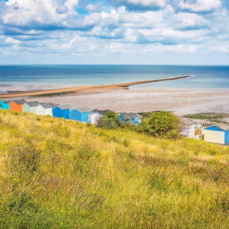Les 10 plus belles plages du Kent
