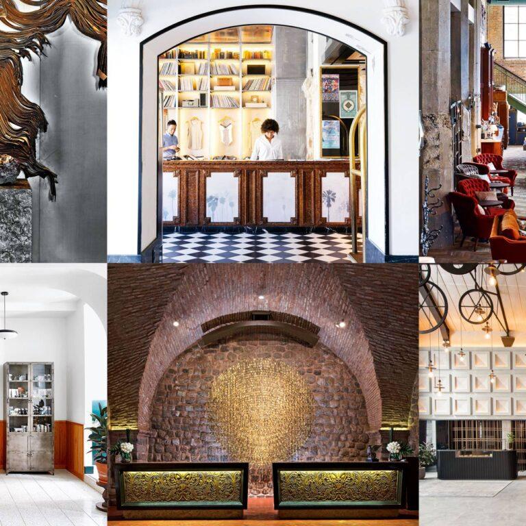 Les 15 plus beaux halls d'hôtels du monde