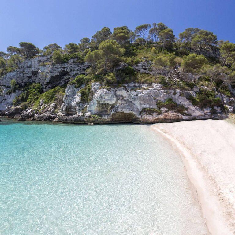 Les 18 plus belles plages de Minorque
