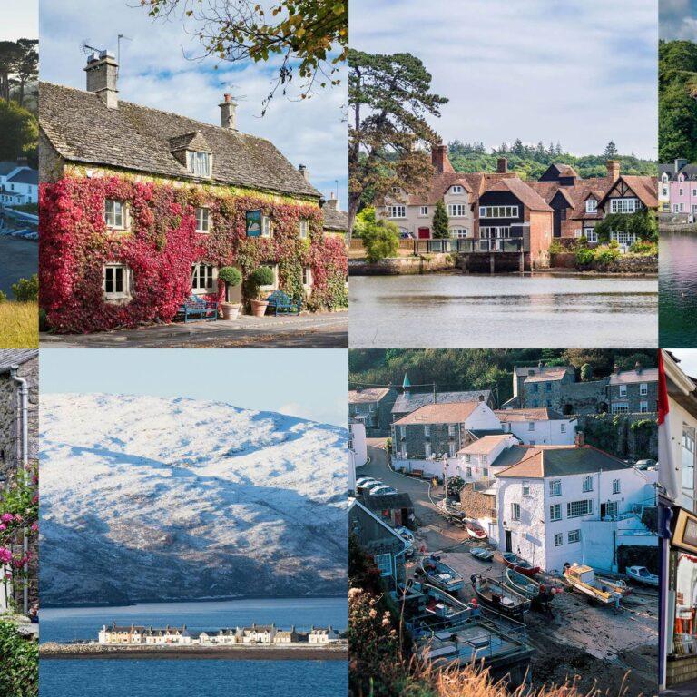 Les 20 plus beaux villages du Royaume-Uni et d'Irlande