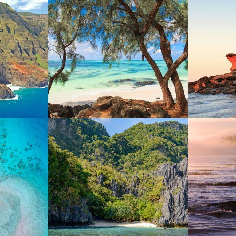 Les 30 plus belles plages du monde