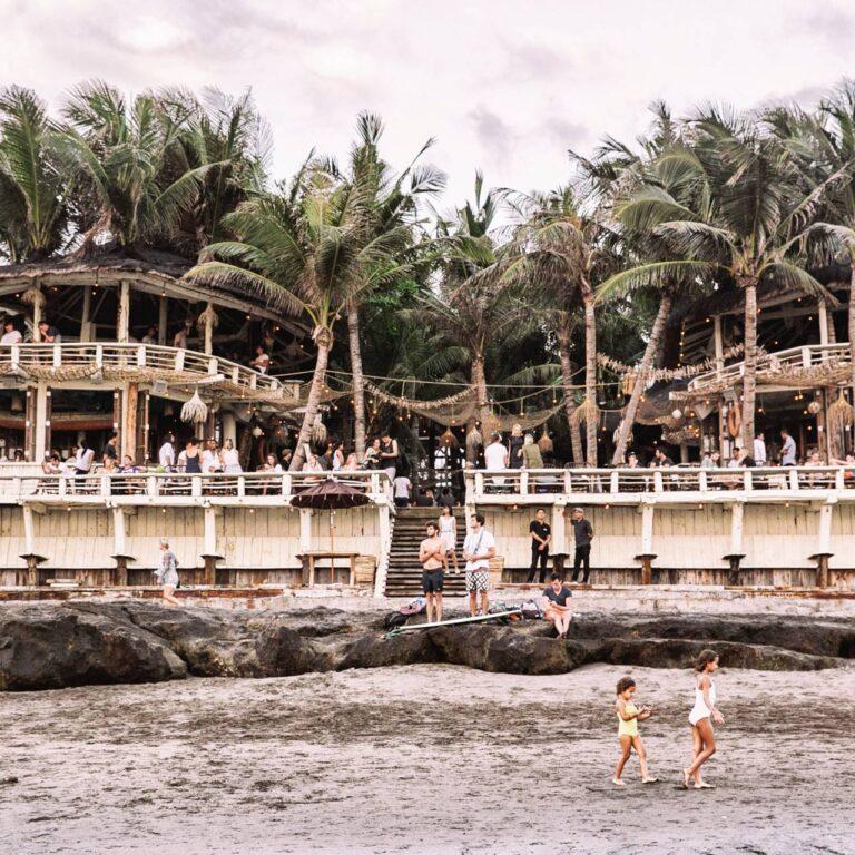 Les 6 clubs de plage les plus branchés de Bali