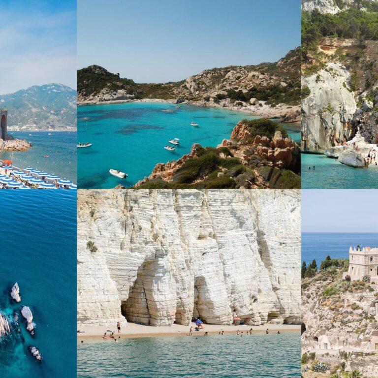 Les meilleures plages d'Italie à visiter cet été