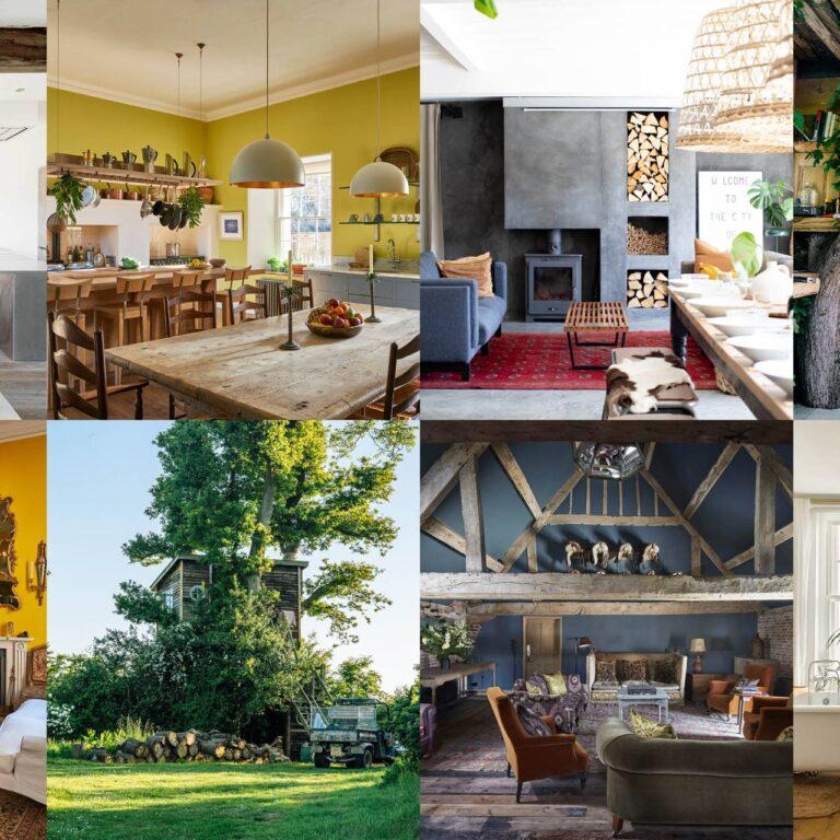 Les meilleurs Airbnbs au Royaume-Uni et en Irlande
